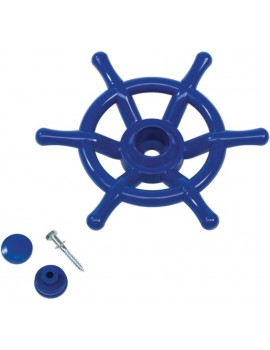 Steering Wheel Boat BLUE